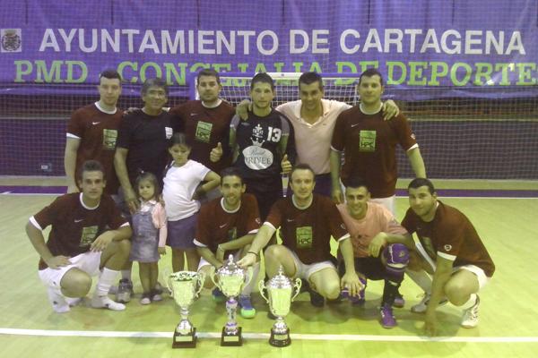 Imagen Fútbol Sala Aficionado 1