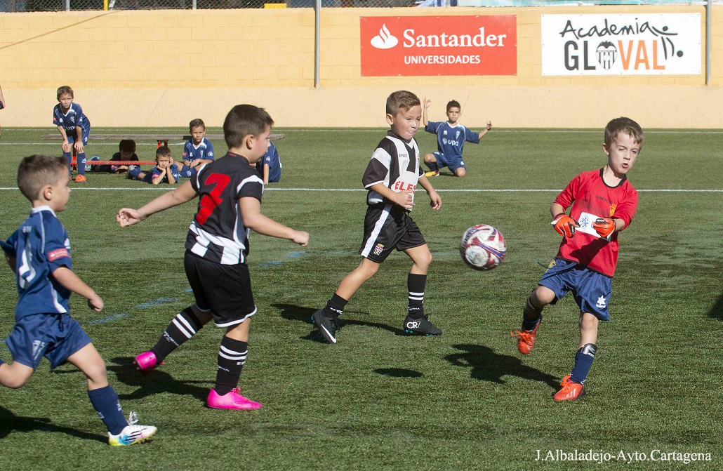 Imagen Liga de Fútbol Base 3